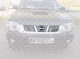 Тюнинговая <b>решетка радиатора</b> для Nissan NP300 Тип <b>Grille</b> Top ...