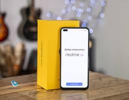 Mobile-review.com Обзор <b>realme 6</b> Pro (RMX2063)