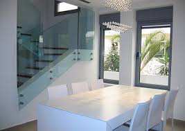 view in gallery white modern minimalist dining table 23 unique dining room table designs amazing dining room table