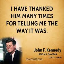 Quotes And Images From John Kennedy. QuotesGram via Relatably.com
