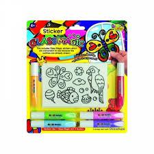 GM04001 Игровой <b>набор</b> для рисования витражей <b>Glass Magic</b> ...