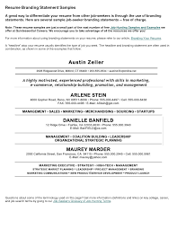 great resume branding statements sample customer service resume great resume branding statements executive resume writer great resumes fast resume great resumes fast overview for