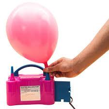 2019 <b>Double Hole AC Inflatable</b> Electric Balloon Pump Air Balloon ...