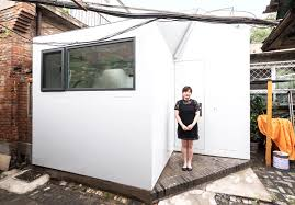 home office pod this 10k tiny house can be built with a hex key in less backyard office pod 4