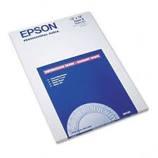 <b>EPSON Watercolor Paper - Radiant</b> White- 13in x 19in- LexJet ...