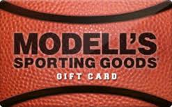 Modells Sporting Goods Gift Cards   GoldnStuff GiftCards