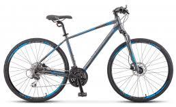 <b>Велосипед Stels Cross 150</b> D Gent V010 2019 - Купить городской ...