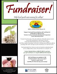 el pescador fundraiser for making cents for life program ventura el pescador yida fundraiser flyer gm 1 22