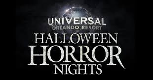 Halloween Horror Nights Orlando 2020 | Merchandise
