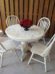 Shabby Chic Dining Room Furniture For White Shabby Chic Dining Room Table And Chairs Archives Gt Kitchen