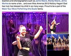 <b>Make Your Move</b> Performing Arts