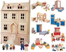 Furniture Plan  Easy to Plan toys wooden dolls house furnitureWooden Doll House Plans