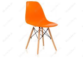 <b>Стул Eames PC</b>-<b>015 оранжевый</b> — купить оптом в Москве по ...