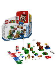 <b>Конструктор LEGO Super</b> Mario 71360 Приключения вместе с ...