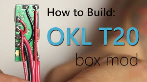 how to build an okr box mod tutorial findmyvapes how to build okl t20 box mod