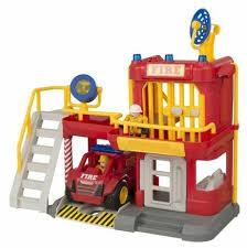 <b>HTI</b> Игровой <b>набор Пожарный</b> расчет Teamsterz: Fire Rescue ...