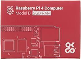 Raspberry SC15184 Pi 4 Model B 2019 Quad Core ... - Amazon.com
