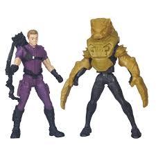 <b>Avengers игровой</b> набор из 2 <b>фигурок</b> Мстителей Hasbro B5768 ...
