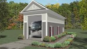 rv homes home attached garage image of rv garage one house plan