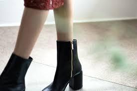 Designer <b>luxury Italian</b> made timeless classic <b>ankle booties</b>, black ...