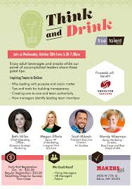 news marketing creative jobs edina minneapolis mn our next think and drink is coming up on 28th