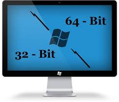 الفرق بين نظام التشغيل 64 بت و32 بت  ؟