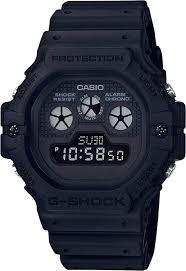 Наручные <b>часы Casio</b> G-SHOCK <b>DW</b>-<b>5900BB</b>-<b>1E</b> — купить в ...