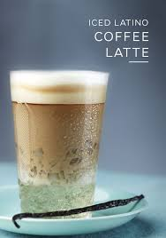 <b>Iced</b> Latino <b>Coffee Latte</b> | Рецепты приготовления кофе, Кофе ...