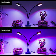 <b>Led Grow Plant Light USB</b> Desk <b>Lamp</b> 360 degree flexible ...