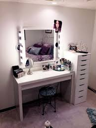 diy makeup vanity table ideas mirror with lights shabby chic home decor cheap home cheap vanity lighting