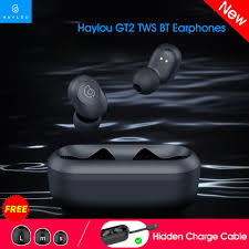 Xiaomi <b>Haylou GT2 TWS</b> BT Earphones BT5.0 <b>Wireless</b> Earbuds ...