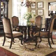 Round Dining Room Furniture Round Dining Room Sets For 4 Feedmymind Interiors Furnitures Ideas