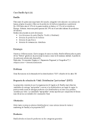 caso barilla spa doc scribd com