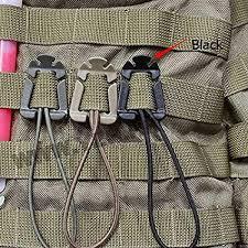 Generic <b>Useful 1PCS Webbing Military</b> Dominator Elastic Cord ...