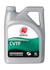 <b>Трансмиссионное масло IDEMITSU CVTF</b> 4л   Купить в ...
