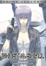 Image result for ghost in the shell stand alone complex