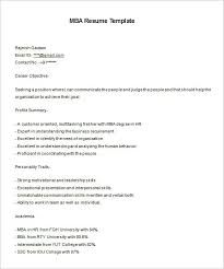 resume template for mba hr fresher free download free resume samples for freshers