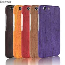 Case For ZTE Nubia Z9 Max <b>Mini Retro Wood Grain</b> Pattern Leather ...