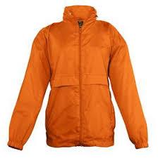 <b>Ветровка детская Surf</b> Kids 210, оранжевая