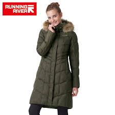 RUNNING RIVER Brand Women Ski Jacket Warm Skiing Snow ...