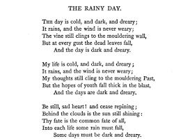 henry wadsworth longfellow rainy days and poem on pinterest