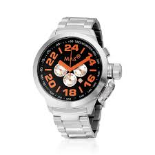 <b>Max XL Watches</b> - Max classic chrono at Chrono Watch Company ...