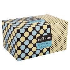 "<b>Подарочный набор для женщин</b> Cafe mimi ""Happy Box Body care ..."