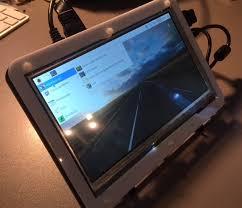 #Test <b>Waveshare 7 inch</b> 1024×600 pixel <b>LCD</b> touch <b>screen</b> with ...