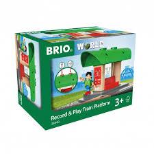 <b>Железнодорожная станция Brio 15х12</b> см (1002216229) купить в ...