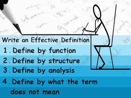 definition essay   pattern steps choosing topics dos amp donts  effective definition