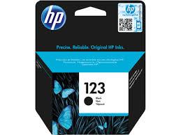 <b>HP 123</b>, Оригинальный струйный <b>картридж</b>, Черный | HP® Russia