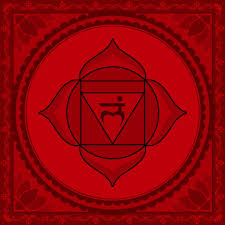 Image result for chakra red