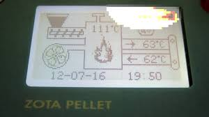 Обзор <b>пеллетного котла Zota pellet</b> - YouTube