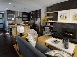 Small Kitchen Living Room Small Living Room Kitchen Combo Nomadiceuphoriacom